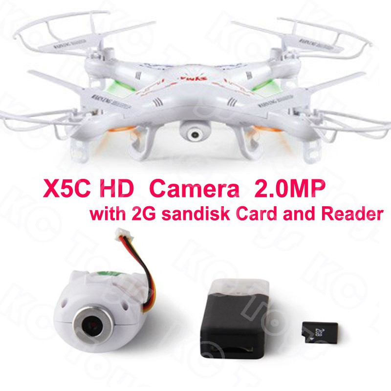 Quadcopter And Camera Stacy        NC 28581